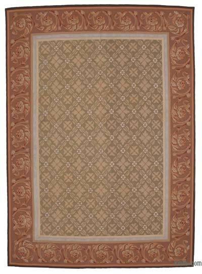 Aubusson Kilimi - 260 cm x 363 cm