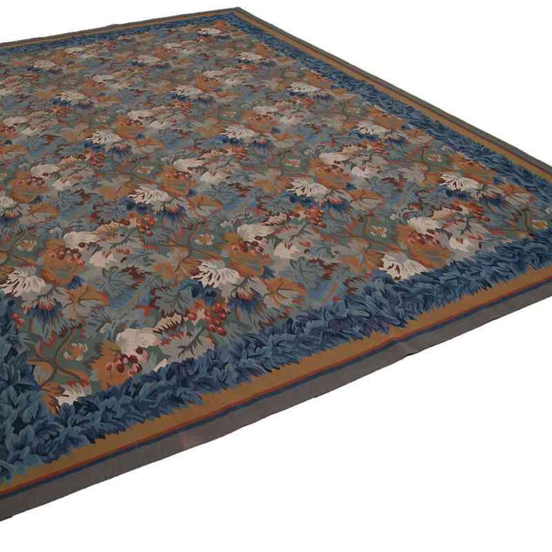 Aubusson Kilimi - 262 cm x 368 cm - K0037649