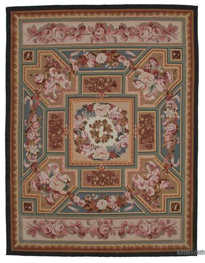 "Aubusson Rug - 9'  x 11' 11"" (108 in. x 143 in.)"
