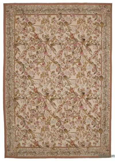 "Aubusson Rug - 9'11"" x 14'3"" (119 in. x 171 in.)"