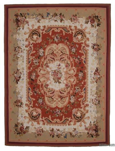 "Aubusson Rug - 9' x 11'11"" (108 in. x 143 in.)"