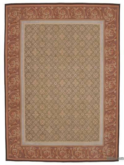 Aubusson Kilimi - 263 cm x 361 cm