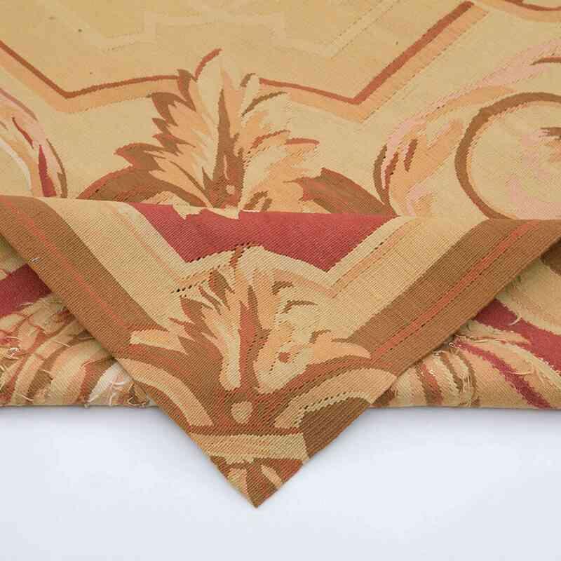 Aubusson Kilimi - 266 cm x 361 cm - K0037690