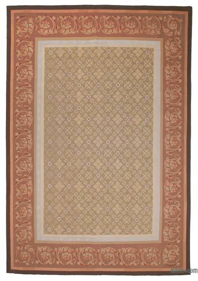 "Aubusson Rug - 9' 6"" x 13' 10"" (114 in. x 166 in.)"