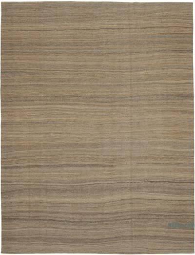 Nueva Alfombra Contemporánea Kilim - 267 cm x 350 cm