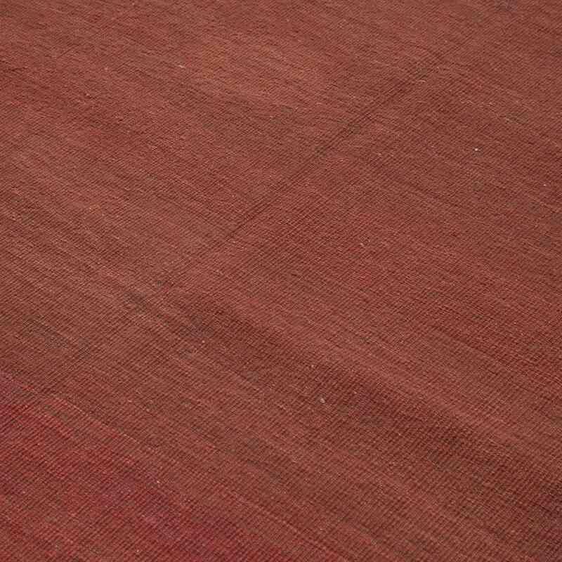 Kırmızı Modern Yeni Kilim - 210 cm x 258 cm - K0037712