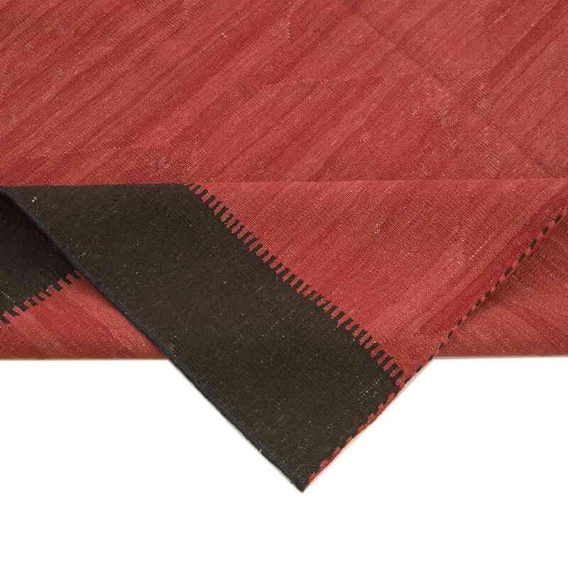 Kırmızı Modern Yeni Kilim - 187 cm x 244 cm - K0037713