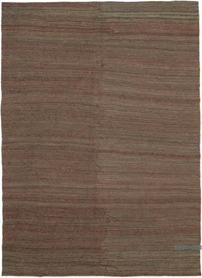 "New Contemporary Kilim Rug - Z Collection - 6' 11"" x 9' 5"" (83 in. x 113 in.)"