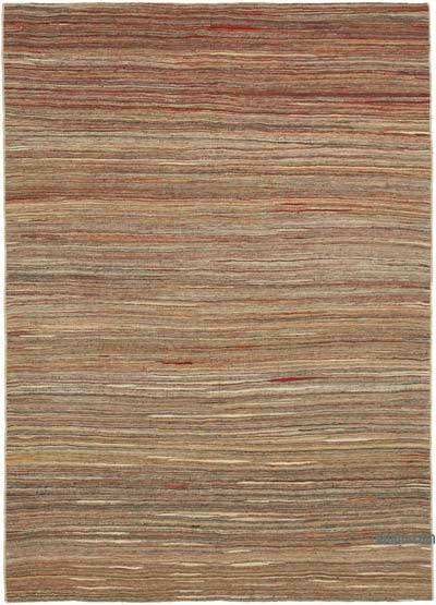"New Contemporary Kilim Rug - Z Collection - 5' 8"" x 7' 11"" (68 in. x 95 in.)"