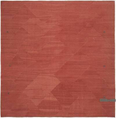 "New Contemporary Kilim Rug - Z Collection - 8' 4"" x 8' 6"" (100 in. x 102 in.)"