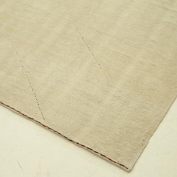 """Beige New Contemporary Kilim Rug - Z Collection - 8' 2"""" x 10'  (98 in. x 120 in.) - K0037727"""
