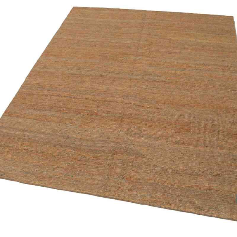 Kahverengi Modern Yeni Kilim - 148 cm x 203 cm - K0037729
