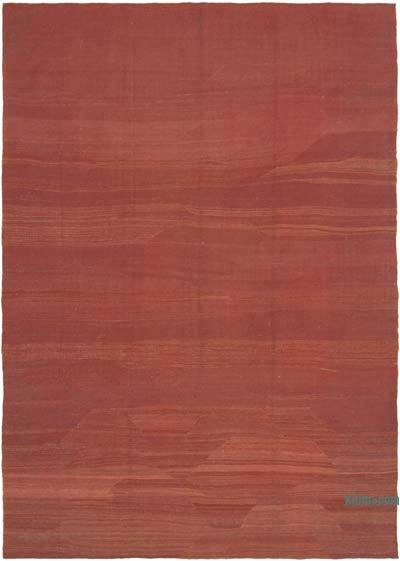 "New Contemporary Kilim Rug - Z Collection - 6' 8"" x 9' 4"" (80 in. x 112 in.)"