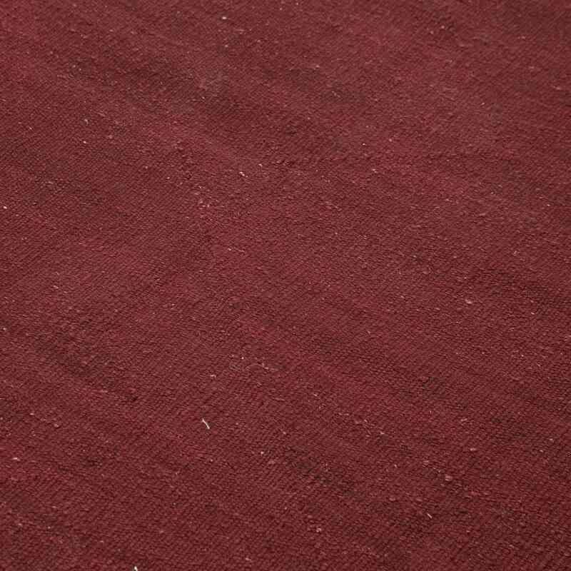 Kırmızı Modern Yeni Kilim - 213 cm x 301 cm - K0037737