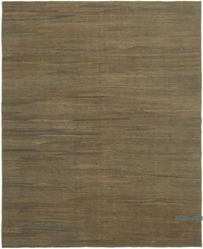 Kahverengi Modern Yeni Kilim - 248 cm x 308 cm