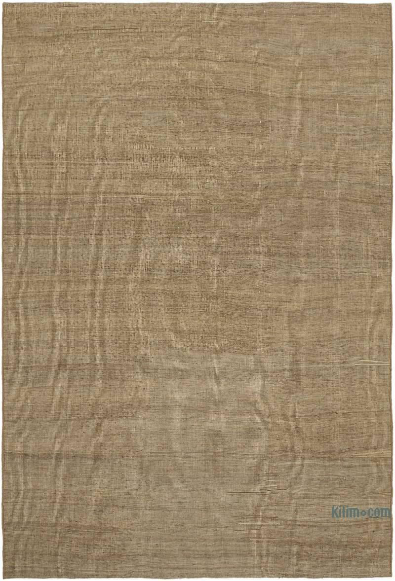 Kahverengi Modern Yeni Kilim - 198 cm x 293 cm - K0037750