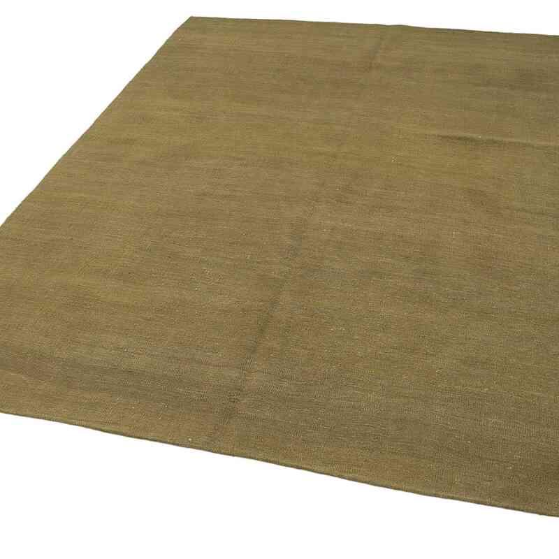 Yeşil Modern Yeni Kilim - 194 cm x 250 cm - K0037772