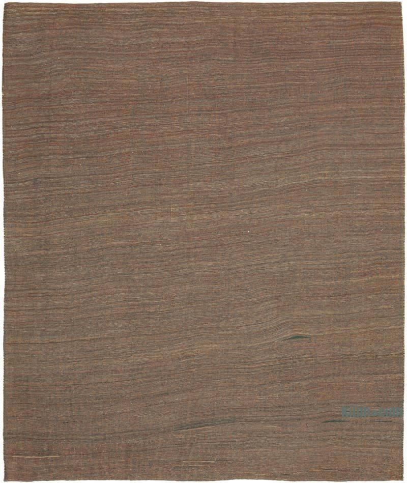 Çok Renkli Modern Yeni Kilim - 242 cm x 291 cm - K0037774