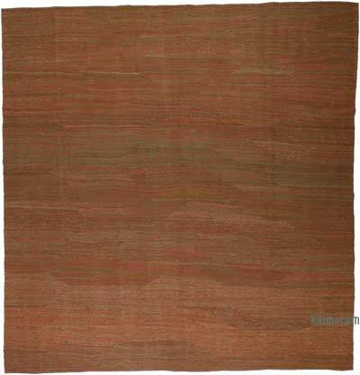 "New Contemporary Kilim Rug - Z Collection - 9' 9"" x 10' 2"" (117 in. x 122 in.)"