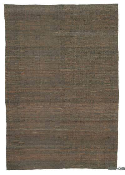 Nueva Alfombra Contemporánea Kilim - 202 cm x 296 cm