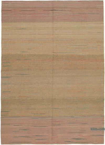 Çok Renkli Modern Yeni Kilim - 210 cm x 298 cm