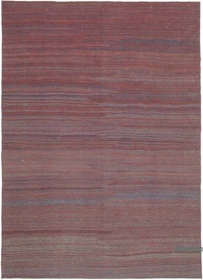 "New Contemporary Kilim Rug - Z Collection - 7' 1"" x 9' 11"" (85 in. x 119 in.)"