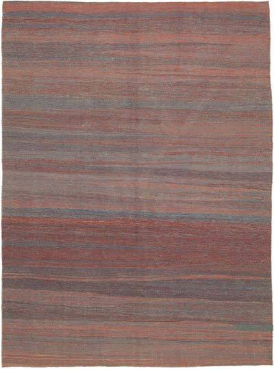 "New Contemporary Kilim Rug - Z Collection - 7'  x 9' 7"" (84 in. x 115 in.)"