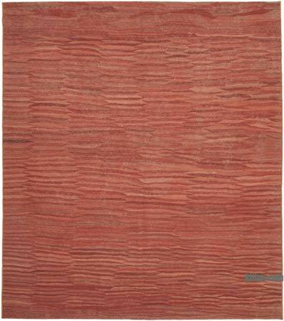 "New Contemporary Kilim Rug - Z Collection - 8' 1"" x 9' 1"" (97 in. x 109 in.)"
