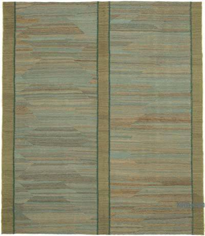 "New Contemporary Kilim Rug - Z Collection - 8' 1"" x 9' 6"" (97 in. x 114 in.)"
