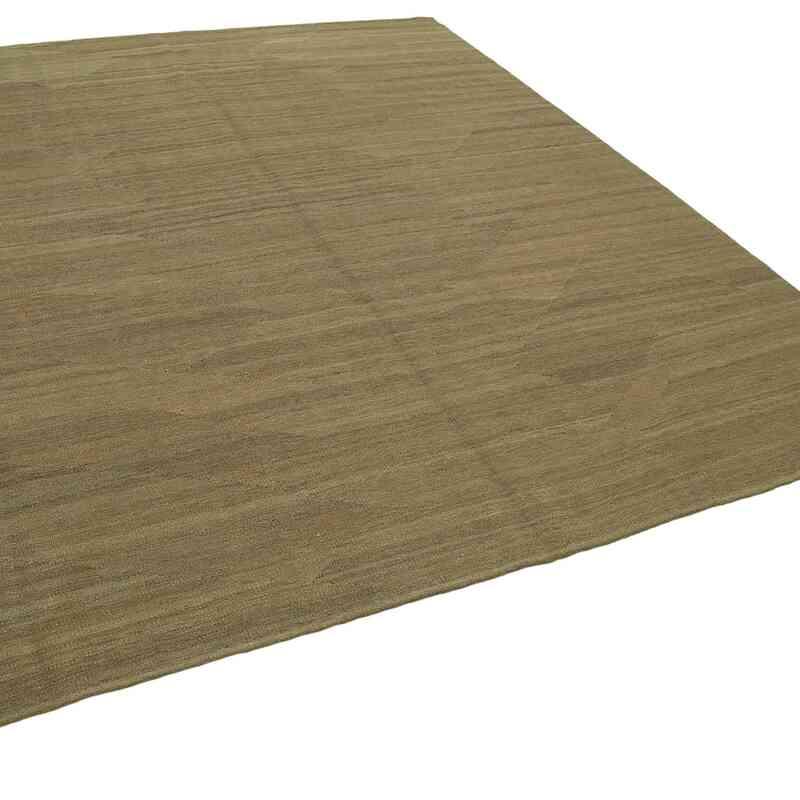 Kahverengi Modern Yeni Kilim - 244 cm x 296 cm - K0037812