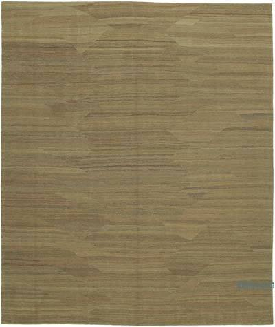 """New Contemporary Kilim Rug - Z Collection - 8'  x 9' 9"""" (96 in. x 117 in.)"""