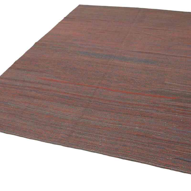 Kırmızı, Lacivert Modern Yeni Kilim - 230 cm x 320 cm - K0037813