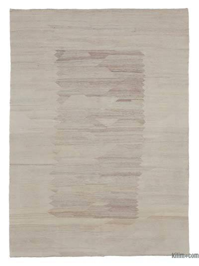 """New Contemporary Kilim Rug - Z Collection - 5'10"""" x 8'2"""" (70 in. x 98 in.)"""