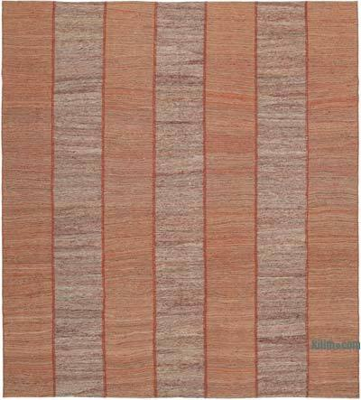 "New Contemporary Kilim Rug - Z Collection - 8'4"" x 9'4"" (100 in. x 112 in.)"