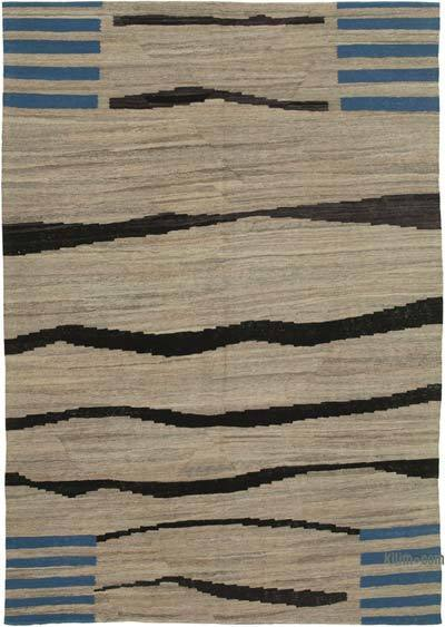 "New Contemporary Kilim Rug - Z Collection - 6'9"" x 9'6"" (81 in. x 114 in.)"