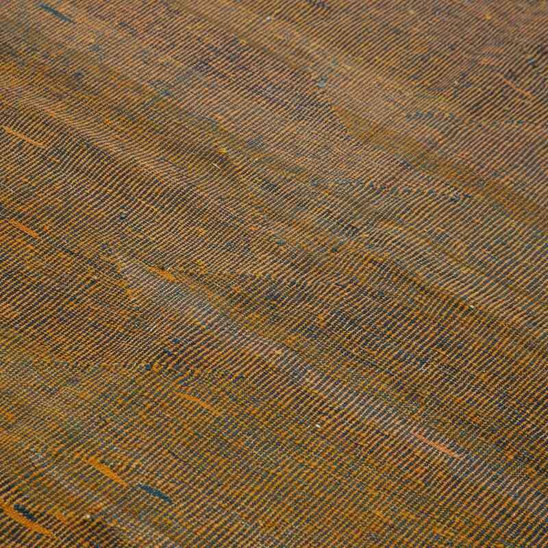 Sarı, Lacivert Modern Yeni Kilim - 230 cm x 293 cm - K0037831