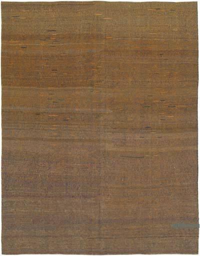 Nueva Alfombra Contemporánea Kilim - 230 cm x 293 cm