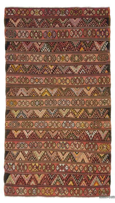 Alfombra Konya Kilim Vintage - 172 cm x 306 cm