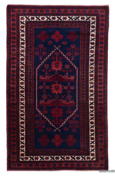 "New Hand Knotted Anatolian Rug - 3' 6"" x 5' 10"" (42 in. x 70 in.)"