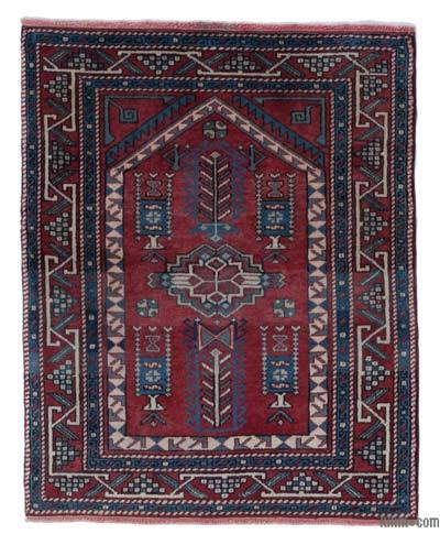 "New Hand Knotted Anatolian Rug - 2'10"" x 3'6"" (34 in. x 42 in.)"