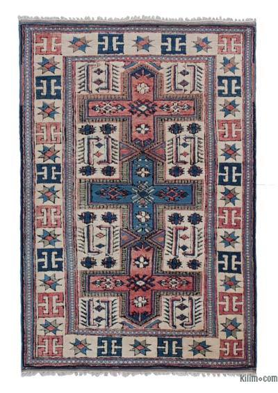 "New Hand Knotted Anatolian Rug - 2' 8"" x 3' 10"" (32 in. x 46 in.)"