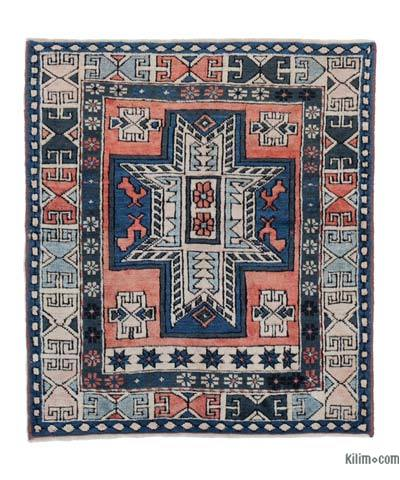 """New Hand Knotted Anatolian Rug - 3'3"""" x 3'8"""" (39 in. x 44 in.)"""