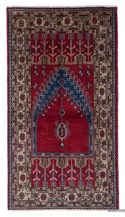 "New Hand Knotted Anatolian Rug - 3' 3"" x 5' 11"" (39 in. x 71 in.)"