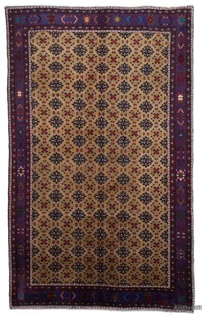 "New Hand Knotted Anatolian Rug - 6'  x 9' 9"" (72 in. x 117 in.)"