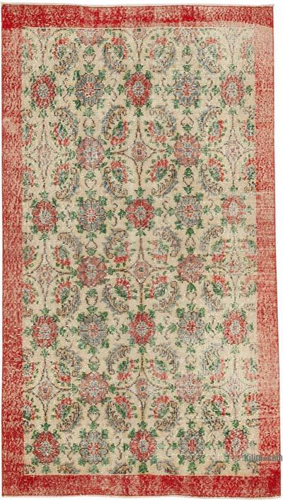 "Retro Vintage Area Rug - 3' 9"" x 6' 6"" (45 in. x 78 in.)"