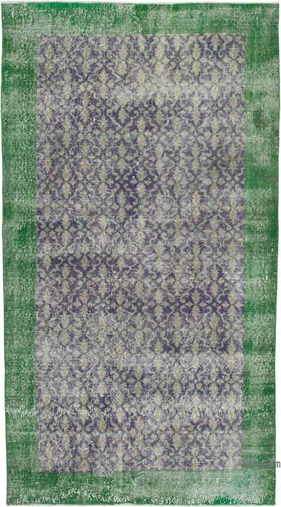 "Retro Vintage Area Rug - 3' 11"" x 7' 3"" (47 in. x 87 in.)"