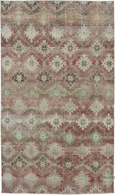 "Retro Vintage Area Rug - 5' 11"" x 10' 3"" (71 in. x 123 in.)"