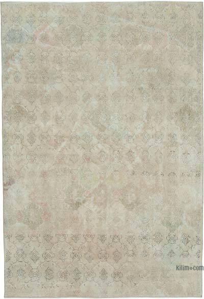 El Dokuma Vintage Halı - 174 cm x 260 cm