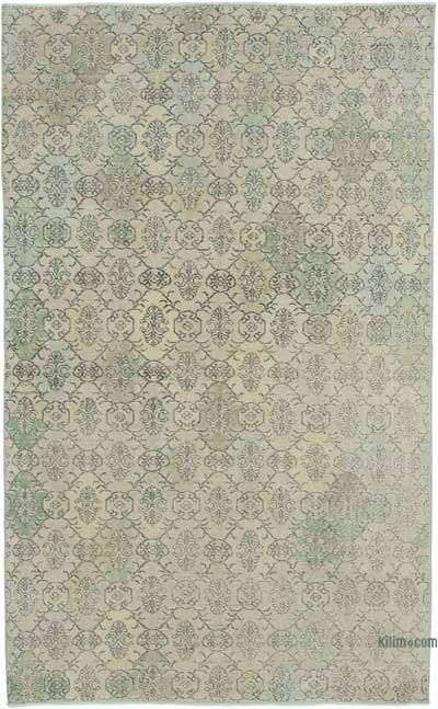 "Turkish Vintage Rug - 5' 5"" x 8' 10"" (65 in. x 106 in.)"