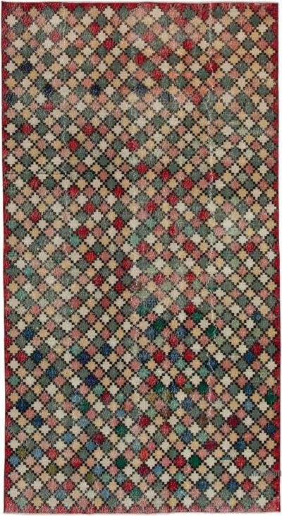 "Turkish Vintage Rug - 5'6"" x 10' (66 in. x 120 in.)"